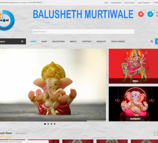 Balusheth Murtiwale